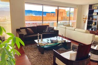 Apartamento en Colinas de Suba, Niza - 210mt, cuatro alcobas, tres balcones