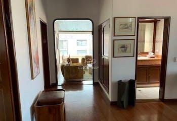 Apartamento en Rosales-Chicó, con 3 Habitaciones - 300 mt2.