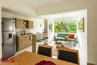 Apartamento en San Gabriel, Itagui - 55mt, tres alcobas, balcon