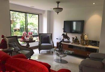 Apartamento en Los Balsos, Poblado - 171mt, tres alcobas