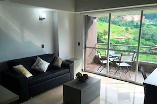 Apartaestudio en El Carmelo, Sabaneta - 63mt, una alcoba, balcon