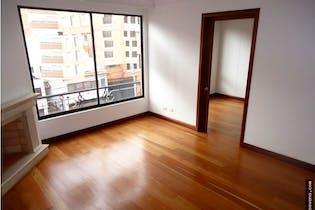 Apartamento en Chico Reservado, Chico - 185mt, tres alcobas, chimenea