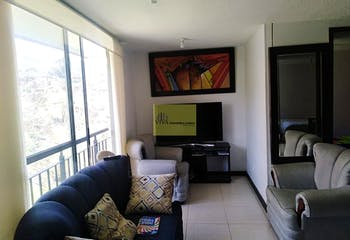 Apartamento en Calasanz, La America - 43mt, dos alcobas