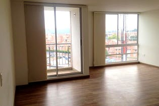 Apartamento en El Verbenal, Verbenal - 93mt, tres alcobas, balcon