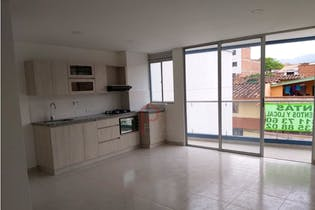 Apartamento en La America, La America - 71mt, dos alcobas, balcon