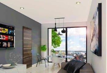 Desarrollo inmobiliario, Punto Mixcoac, Departamentos en venta en Mixcoac 68m²