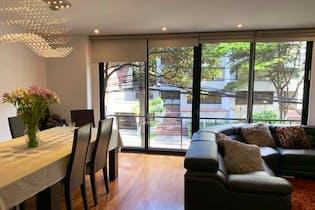 Apartamento en El Noga, Chico - 171mt, tres alcobas, dos terrazas