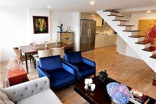 Apartamento en El Refugio, Chico - 130mt, duplex, tres alcobas