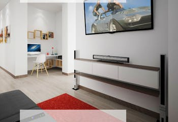 Habitat 118, Apartamentos en venta, Santa Bárbara Occidental de 1-3 hab.