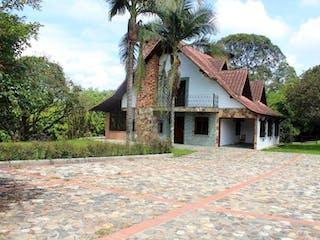 Casa en venta en Pontezuela, Rionegro