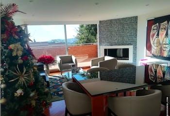 Apartamento en Usaquen, Usaquen - 137mt, tres alcobas, dos terrazas