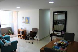 Apartamento en Sabaneta, Aves María con 3 habitaciones y balcón - 68 mt2.