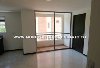 Apartamento en venta en Casco Urbano Copacabana de 2 habitaciones