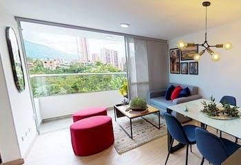 Livorno de La Toscana, Apartamentos nuevos en venta en San José con 2 habitaciones