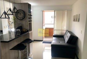 Apartamento en San José-Sabaneta, con 2 Habitaciones - 55 mt2.