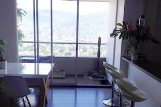 Apartamento en Suramerica, itagui - 77mt, tres alcobas, balcon