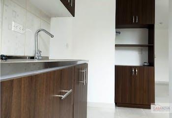 Apartamento en La Mina, Envigado, 3 Habitaciones- 55m2.