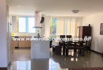 Apartamento en los Balsos, Poblado, 3 Habitaciones- 199m2.