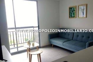 Apartamento en La Tablacita, Estrella, 2 Habitaciones- 49m2.