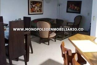 Apartamento en Aves María, Sabaneta, 3 Habitaciones- 93m2.