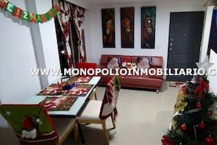 Apartamento en venta en Casco Urbano Copacabana de 3 habitaciones