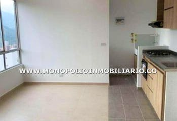 Apartamento en las Lomitas, Sabaneta, 3 Habitaciones- 56m2,