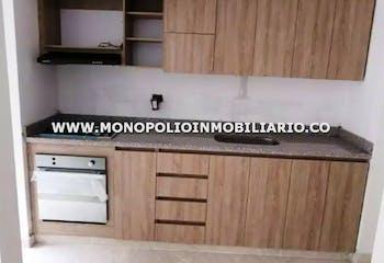 Apartamento en la Doctora, Sabaneta, 3 Habitaciones- 57m2.