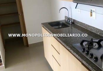 Apartamento en El Carmelo, Sabaneta, 3 Habitaciones- 65m2.
