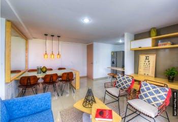 Apartamento sector Parque de Itagui, Con 3 habitaciones-70.25mt2