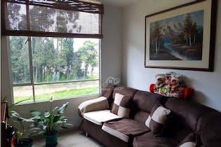 Apartamento en Barrios Unidos, Con 3 habitaciones -61mt2