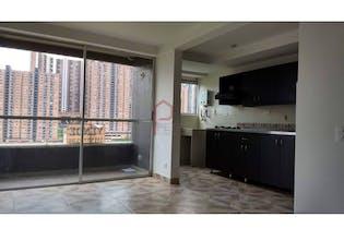 Apartamento en Rodeo Alto, Medellin, Con 3 habitaciones-64mt2