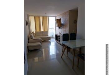 Apartamento Sector Los Alcázares Sabaneta, Con 3 habitaciones-71mt2