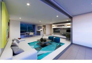 Apartamento en Santa María de los Ángeles-El Poblado, con 3 Habitaciones - 153.3 mt2.