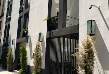 Departamento en venta de 30 m2 en la Col. Cuauhtémoc