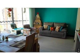 Apartamento en Santa Teresa, San Cristobal Norte - 83mt, tres alcobas, balcon