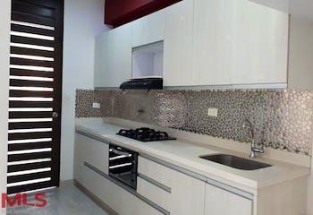 Apartamento en Norteamerica, Bello - 83mt, tres alcobas, balcon