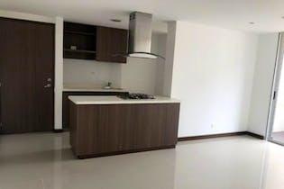 Apartamento en El Chingui, Envigado - 77mt, tres alcobas, balcon