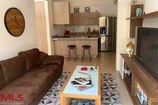 Apartamento en El Retiro, El Retiro - 65mt, dos alcobas, balcon
