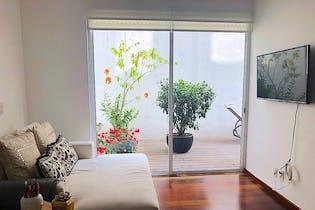 Departamento en venta en Polanco de 258mt2 con terraza.