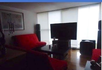 Departamento, Apartamento en venta en Tizapan de 3 alcobas