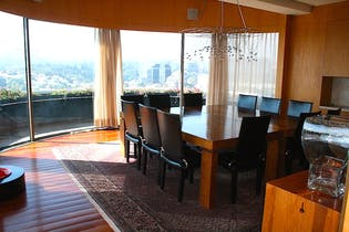 Penthouse en venta en Jardines en la Montaña de 610mt2