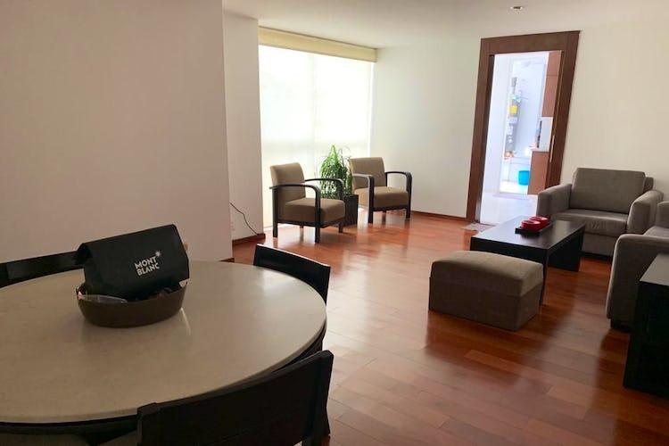 Portada Departamento en venta en Polanco, 115 m2, con elevador