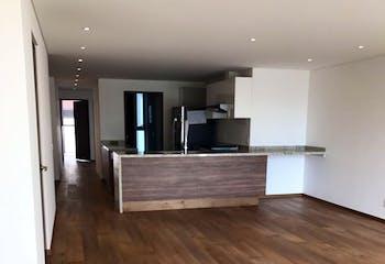 Departamento en venta en Polanco, 160 m2, con terraza