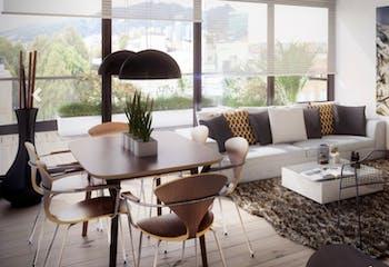 Jade Plus, Apartamentos nuevos en venta en Santa Paula con 1 habitacion