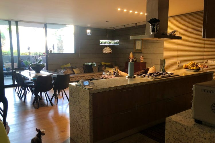 Portada Departamento en venta en Polanco, 205 m2, con jardín interno y terraza.
