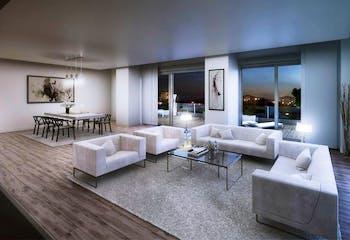 Apartamento en venta en Lomas De Chapultepec 276m² con Bbq...