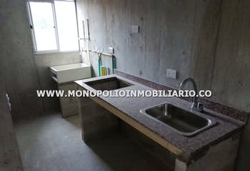 Apartamento en La Margaritas, Rionegro - 57mt, dos alcobas, balcón