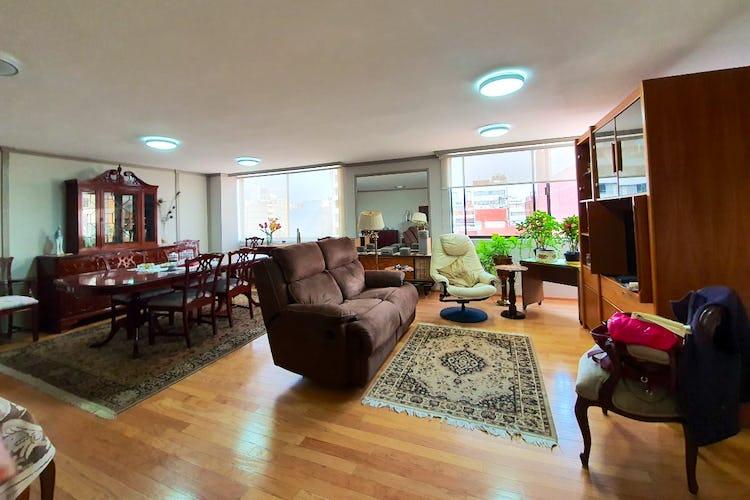 Portada Departamento en venta, en col. Polanco, 160 m2, recien remodelado.