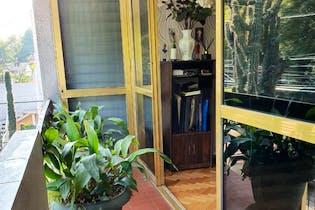 Casa en Campestre Churubusco, 459 m2 con balcon