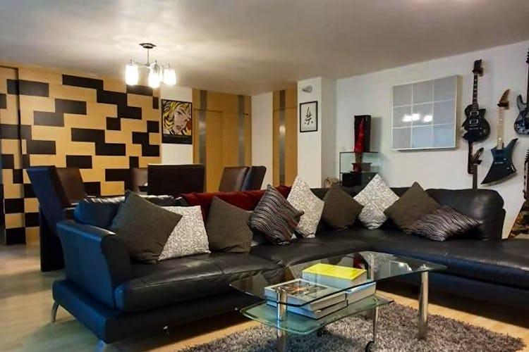 Portada Departamento en venta en Polanco, 170 m2 con estudio.
